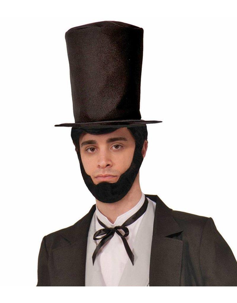 Black Abraham Lincoln Beard