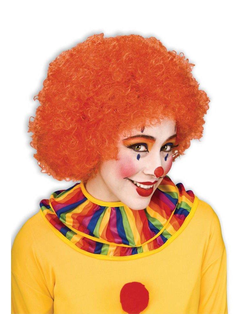Afro Wig - Orange