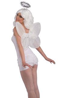 Angel Wings & Halo Kit: White