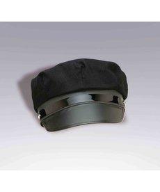 Chauffeur Hat - Black