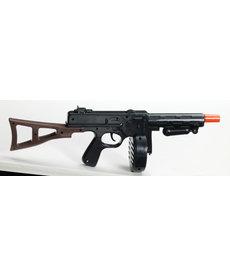Gangster Machine Gun: Black