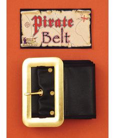 """Pirate/Santa Belt (4"""" Wide)"""