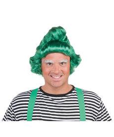 Adult Green Elf Wig