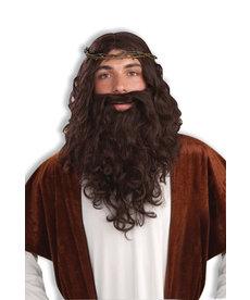 Adult Jesus Wig and Beard