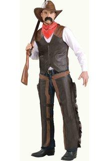 Men's Cowboy Vest