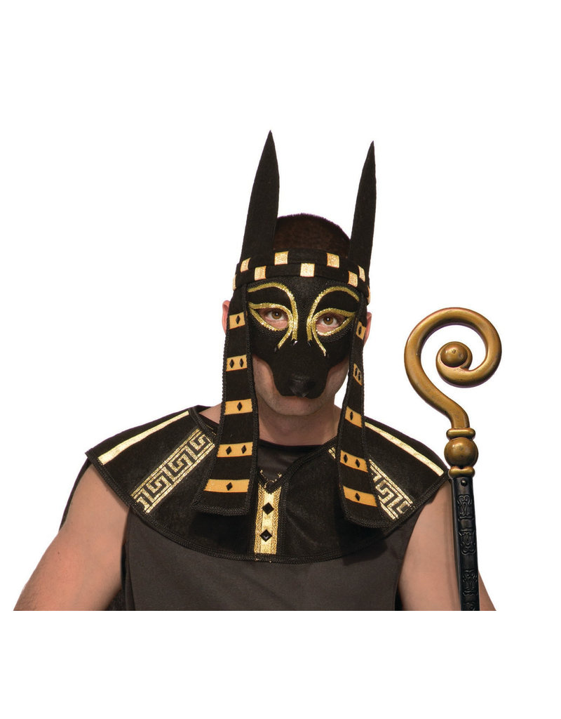 Mythical Creatures: Anubis Mask