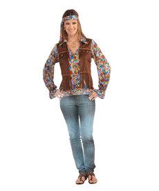 Women's 60's Hippie Groovy Set: Standard
