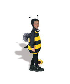 Child's Plush Honeybee Costume