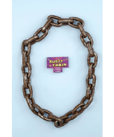 Jumbo Rusty Chains