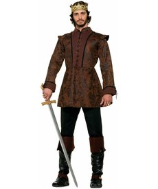 Adult King's Coat Costume