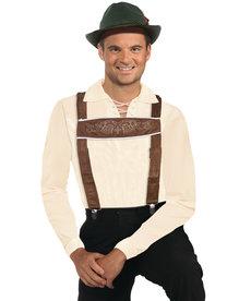 Lederhopsen Suspenders