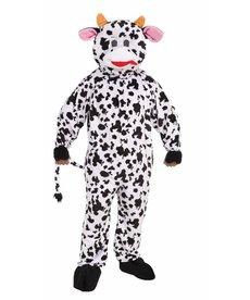 Adult Mascot Cow Costume