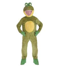 Mascot Frog - Standard Adult Size