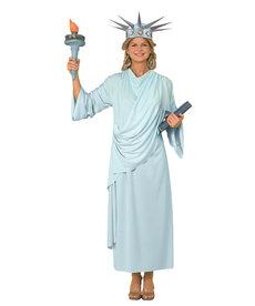 Women's Miss Liberty Costume