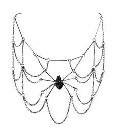 Spider Web Body Jewelry