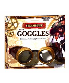 Steampunk Brown Google