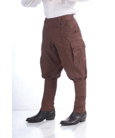 Steampunk Pants (Brown) - STD