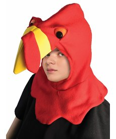 Fleece Turkey Hood