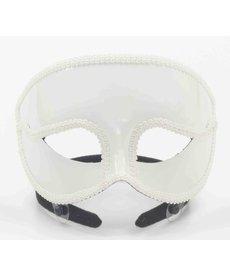 Flip-Up Venetian Half Mask