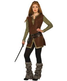 Warrior - Fur Leg Gaurds