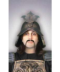 Black Warrior Moustache