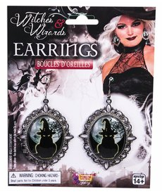 Witches & Wizards: Earrings