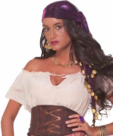 Mystic Fortune: Gypsy Scarf
