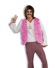 Adult Groovy Pink Vest