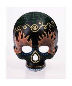 Day of the Dead: Sugar Skull Half Mask