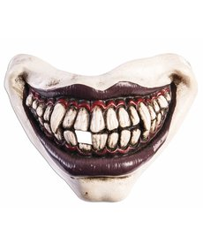 Evil Clown Mouthpiece w/Elastic