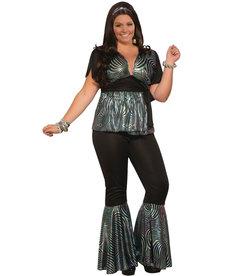 Disco Dancer - Plus Size