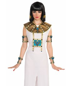 Women's Deluxe Egyptian Collar (2pc)