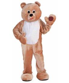 Adult Plush Honey Bear