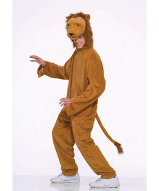 Deluxe Adult Lion Mascot Costume