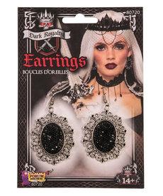 Dark Royalty Earrings
