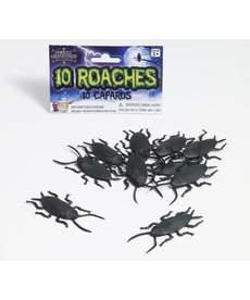 10 Piece Cockroaches Set