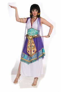 Women's Plus Size Lotus Cleopatra Costume