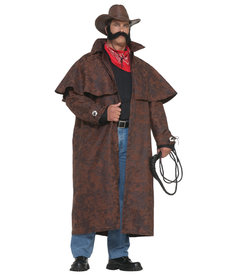 Men's Plus Size Big Tex Duster Coat