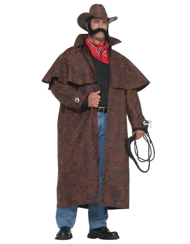 Adult Plus Size Big Tex Duster Coat