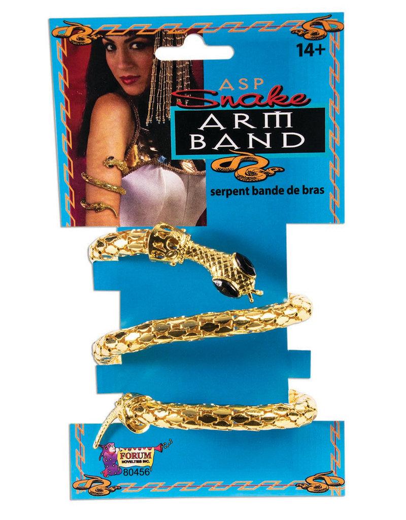 Egyptian Arm Band - Snake