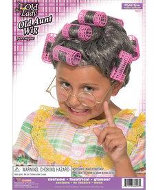 Adult Aunt Gertie Wig