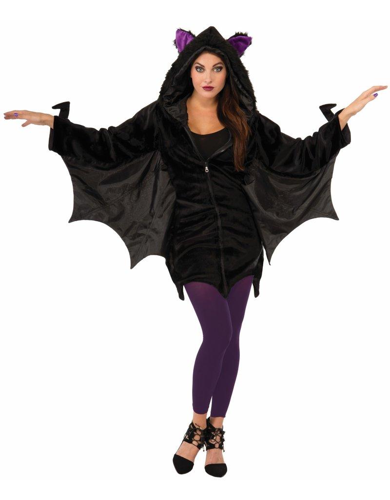 Bat Hoodie - Standard Adult Size