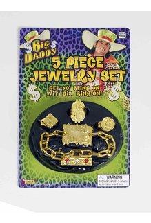 Big Daddy Jewelry Set (5pk.)