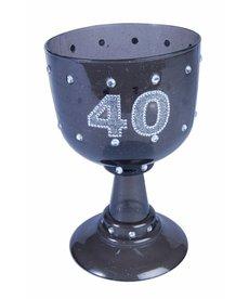 40th Chalice - Black