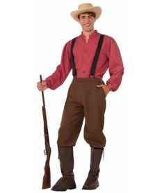 Pioneer Man - Standard Adult Size