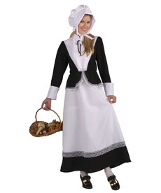 Adult Female Pilgrim Costume