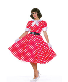 Adult 50's Housewives Costume