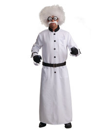 Adult Mad Scientist / Albert Einstein Costume