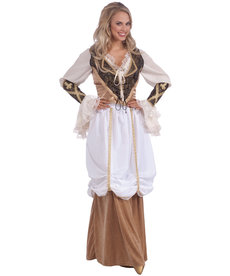 Women's Medieval Blouse: Standard