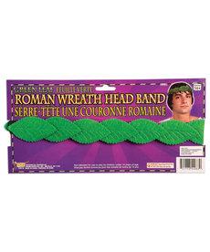 Roman Wreath Head Band